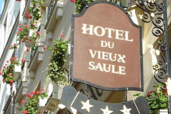Hotel Du Vieux Saule - фото 20