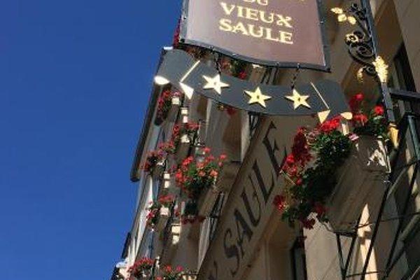 Hotel Du Vieux Saule - фото 23