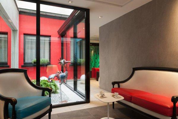 Hotel Du Vieux Saule - фото 7