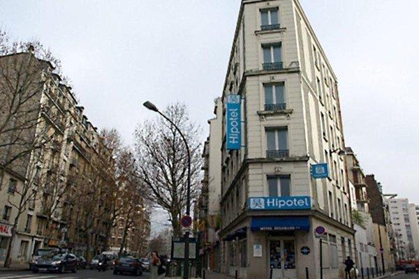 Hipotel Paris Belgrand Mairie du 20eme - 3