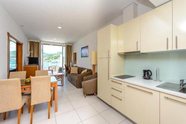 Adriatic Deluxe Apartments - фото 12