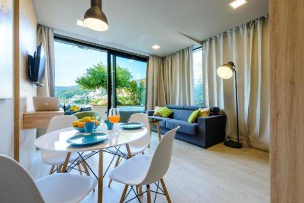 Adriatic Deluxe Apartments - фото 9