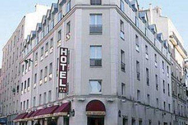 Hotel Beaugrenelle Tour Eiffel - 11