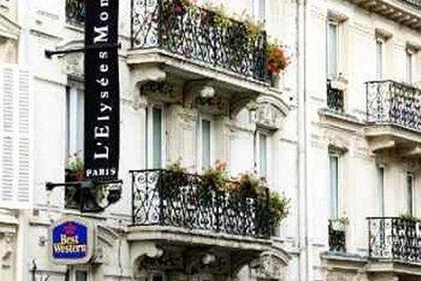 Best Western Paris Gare Saint Lazare - 23