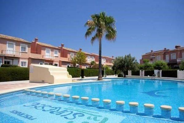 Apartamentos Olivar - фото 3