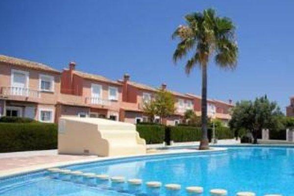Apartamentos Olivar - фото 6