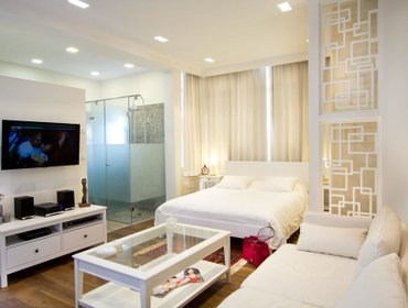 Апартаменты Haifa Luxury Boutique Apartments