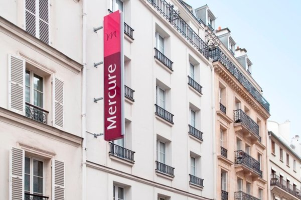 Mercure Paris Champs Elysees - 17