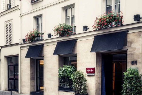 Mercure Paris Champs Elysees - фото 18