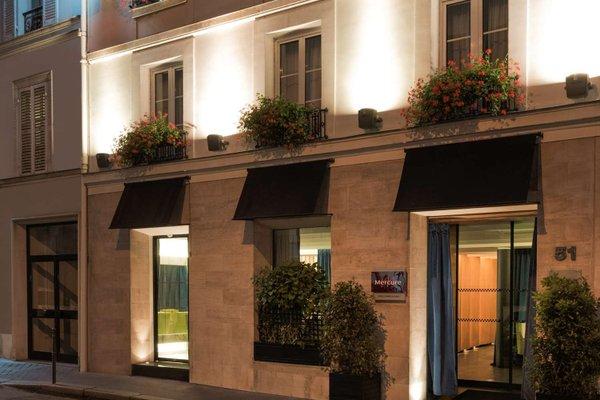 Mercure Paris Champs Elysees - фото 19