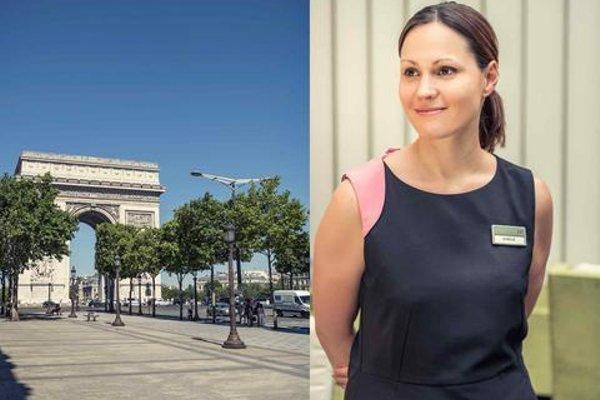 Mercure Paris Champs Elysees - 21