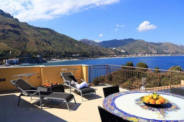 Panoramic Apartments Taormina - фото 4