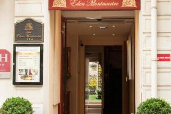 Hotel Eden Montmartre - фото 8