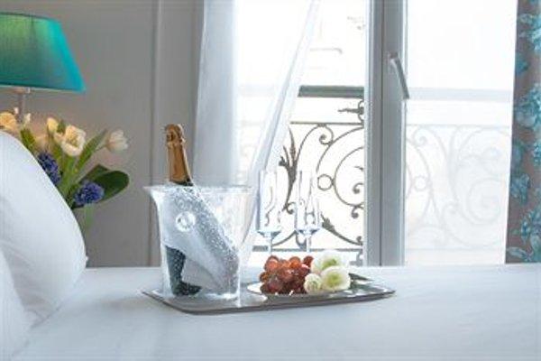 Hotel Eden Montmartre - фото 5