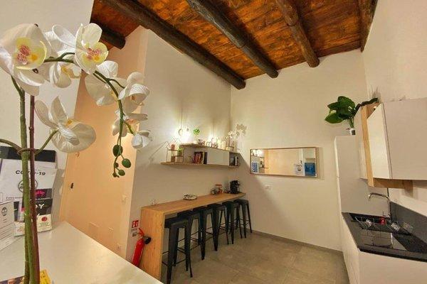 Апартаменты типа «постель и завтрак» - фото 11
