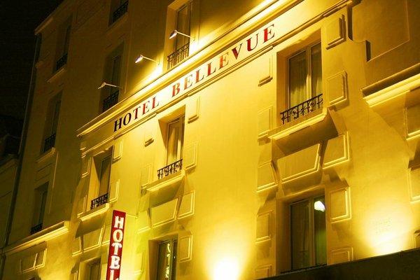 Hotel Bellevue Montmartre - 50