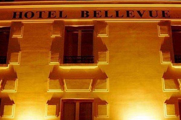 Hotel Bellevue Montmartre - 21