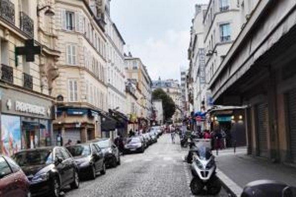 Hotel Bellevue Montmartre - 22