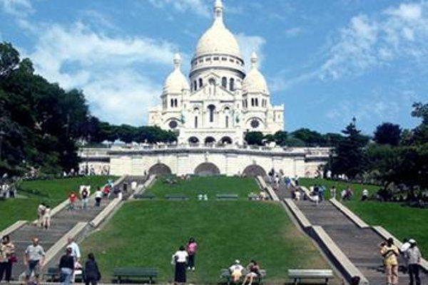 Hotel Bellevue Montmartre - 23
