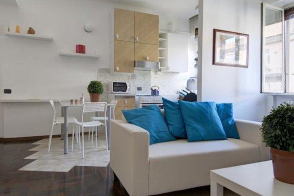 Lotto Halldis Apartments - фото 21