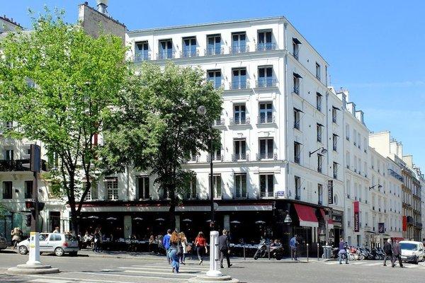 Hotel Elysees Paris - фото 6