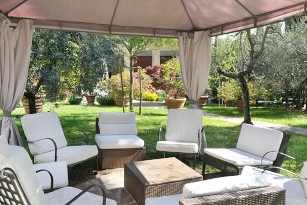 Villa S. Cristina fra Greve in Chianti e Impruneta - фото 16