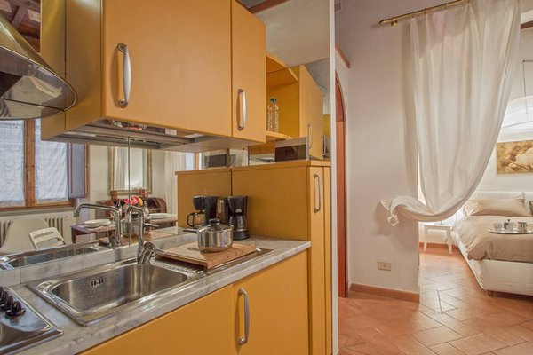Savonarola Halldis Apartments - фото 4