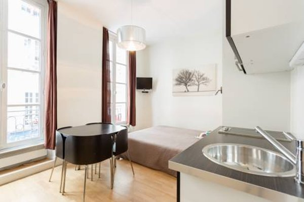 Residence Saint Sulpice - фото 9