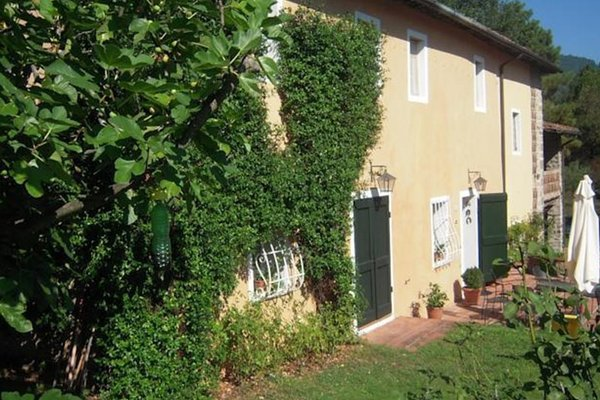 Il Vento e la Cicala Villa with Pool - фото 5