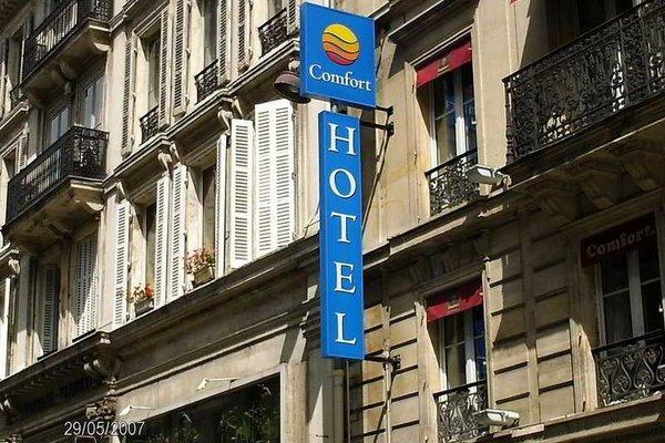 Best Western Hotel Opera Drouot - фото 5