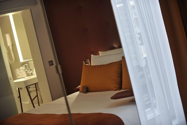 Hotel Mercure Paris Opera Lafayette - фото 9