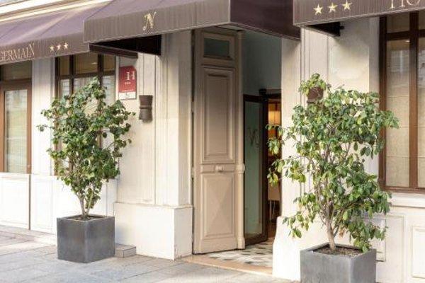 Hotel des Nations Saint Germain - фото 23