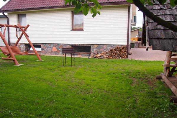 Jaukus namas Druskininku senamiestyje - фото 16