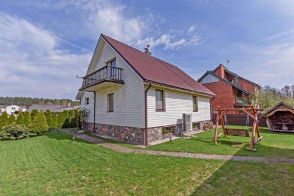 Jaukus namas Druskininku senamiestyje - фото 20