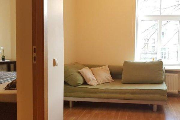 Riga Centre Sun Apartments - фото 13