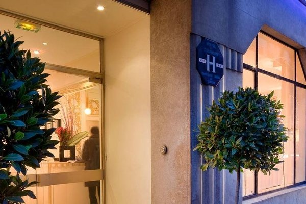 Отель Gérando - фото 18