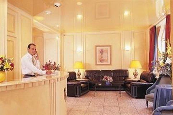 Отель Gérando - фото 19