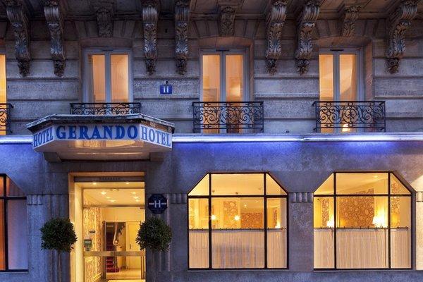 Отель Gérando - фото 22