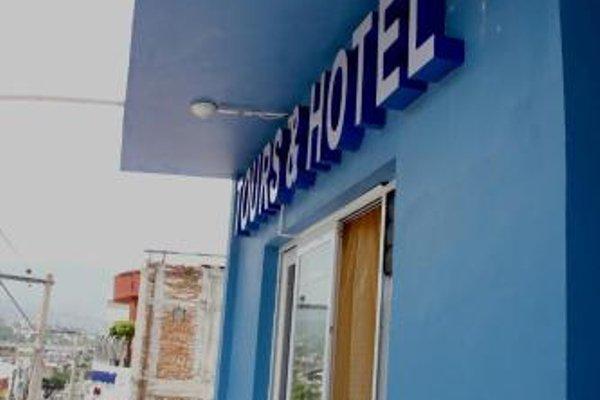 Hotel Calle 8 - фото 21