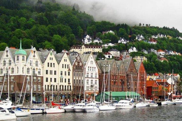 Nordic Hostel - фото 11