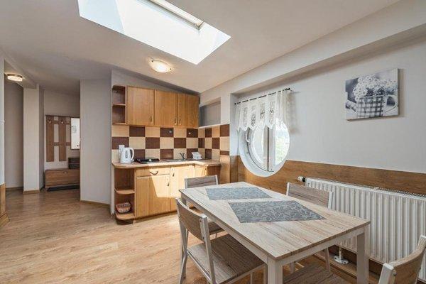 Pokoje Goscinne i Apartamenty Krupowki 19 - фото 10