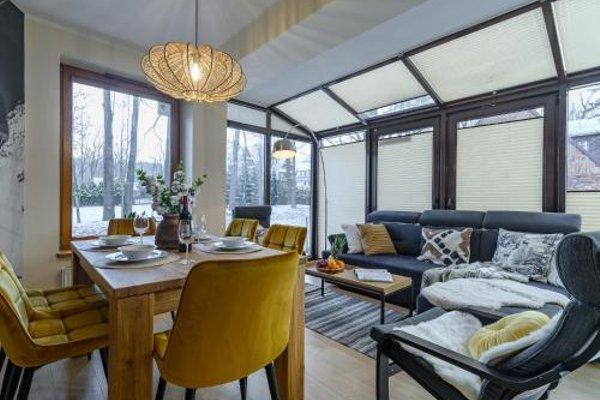 VisitZakopane Queen Apartment - фото 16
