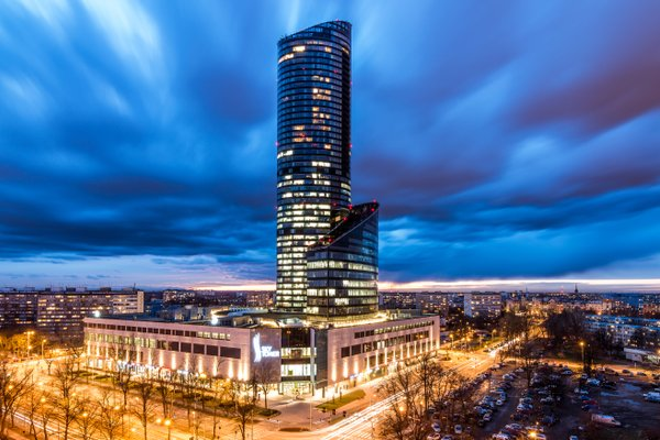 Apartamenty Sky Tower - фото 21