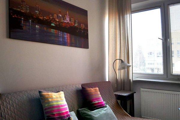 Domaniewska Apartment - фото 16