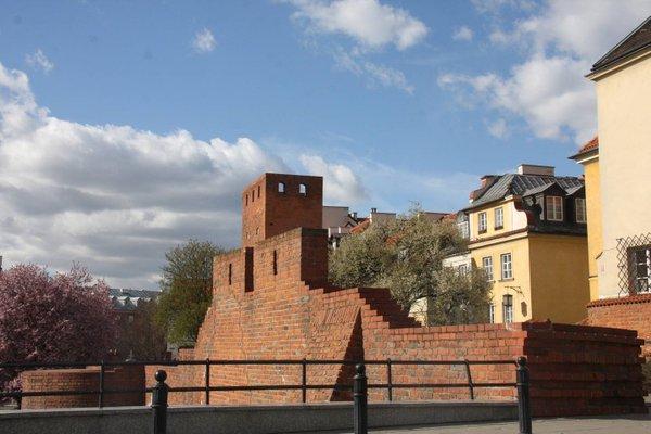 Barbakan Apartament Old Town - фото 13
