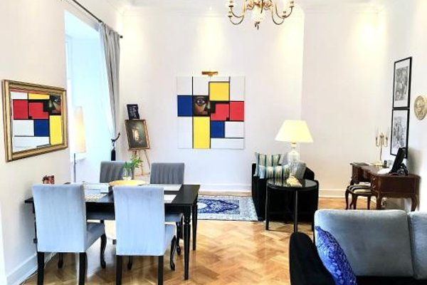 Luxury Apartments Mondrian Castle Square - фото 50