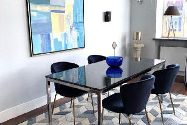 Luxury Apartments Mondrian Castle Square - фото 18