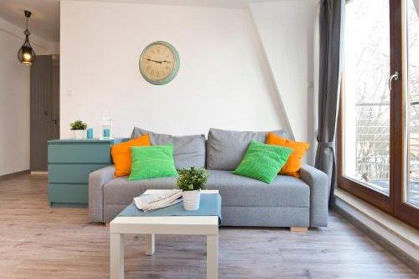Pomorskie Apartamenty Aquarius - фото 22
