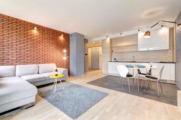 Dom & House - Apartamenty Sopocka Przystan - фото 34