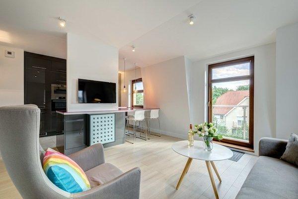 Dom & House - Apartamenty Sopocka Przystan - фото 18